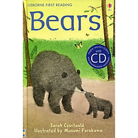 Usborne Bears + CD
