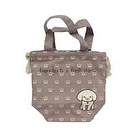 Túi Xách Vải Mini Moshi 009 - Hình Cún
