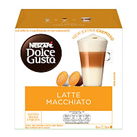 Hộp 16 Viên Nén Cà Phê Sữa Nescafe Dolce Gusto Latte Macchiato (183.2g)