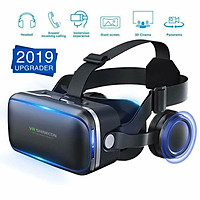 3D Glasses Virtual Reality Headset VR Box Goggles for Android iPhone Samsung