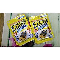 Combo 02 Gói hút ẩm, khử mùi cho giày Kokubo 30g x 2 miếng - Nội địa Nhật Bản