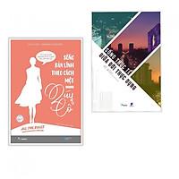 Combo 2 cuốn sách hay về kĩ năng sống : Sống bản lĩnh theo cách một quý cô – All the Rules +  Sống Thực Tế Giữa Đời Thực Dụng ( Tặng kèm bookmark)