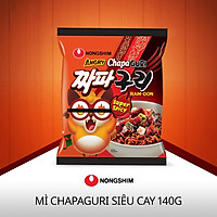 Mì xào Nongshim Chapaguri angry Siêu Cay 140g - Hàn Quốc