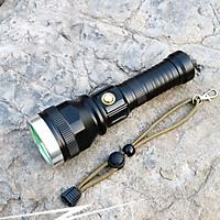 Đèn Pin Siêu Sáng LED X10 T6 ( ĐÈN PIN NHỎ GỌN, TAY CẦM VỪA VẶN, PIN 5000MAH ) - HÀNG NHẬP KHẨU