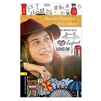 Oxford Bookworms Library Level 1: Maria'S Summer In Londonnew Edition