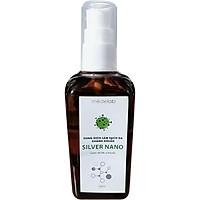 Xịt Rửa Tay Khô Silver Nano Kháng Khuẩn Medelab