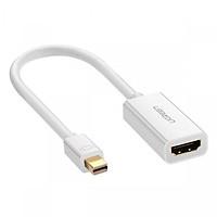 Cáp chuyển đổi Mini Displayport sang HDMI (Thunderbolt to HDMI) cao cấp Ugreen - Hàng chính hãng