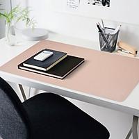 Thảm da trải bàn làm việc Deskpad Lucas (40x80cm) - Hàng Chính Hãng
