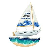 Mô hình Thuyền Lucky C300 A001.T6
