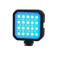Led Video Light Mini Mobile Phone Camera Soft Fill Light Photography Light RGB Selfie Led Beauty Pocket Light