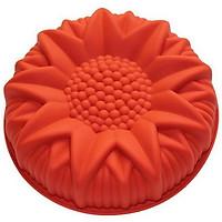 Khuôn rau câu silicon hoa hướng dương
