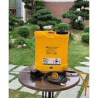 Bình bơm tưới nước động cơ điện BMC 18L 2.0 gold LA