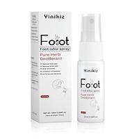 Bacteriostatic Spray Foot Care Spray Effective 20ml Health Repair for Yinikiz