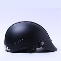 Mũ bảo hiểm CHITA 1/2 CT31 - Đen sơn mờ