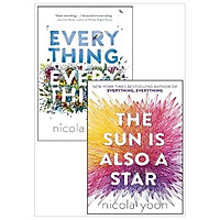 Combo Everything, Everything - The Sun Is Also A Star