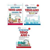 Combo Ngữ pháp tiếng Anh căn bản,Ngữ pháp tiếng Anh lý thuyết và bài tập thực hành, Giải thích ngữ pháp tiếng Anh