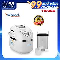 Máy Làm Bánh Mì Tiross TS820 - Hàng chính hãng