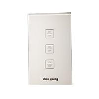 [Smart Điện Quang] Công Tắc Cảm Ứng Apollo Điện Quang ĐQ SW1.1 R 03 01 WiFi
