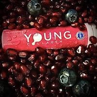 YOUNG COLLAGEN - Viên Sủi Bổ Sung Collagen