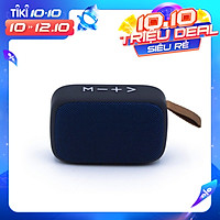 Loa Bluetooth TABLEPRO MG2 , cầm tay nhỏ gọn, nghe nhạc không dây, cắm USB , thẻ nhớ -Hàng chính hãng