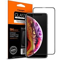 Cường lực màn hình SPIGEN GLAS.tR SLIM HD cho iPhone 11   11 Pro   11 Pro Max - Hàng nhập khẩu