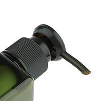 Liquid Soap Pump Dispenser Cosmetic Bottles for Body Creams Shampoo Pink