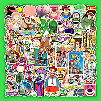 Set 50 Hình Sticker Toy Story
