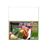 Túi 50 giấy thấm dầu mỡ Nhật Bản