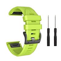 Dây đeo thay thế dành cho Garmin Fenix 5 / Fenix 5 Plus / Forerunner 935 / Instinct 22mm kèm 02 vít tháo dây