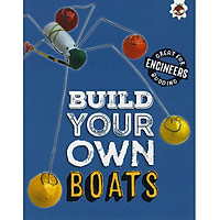 Sách tiếng Anh - Build Your Own Boats
