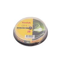 Bộ 10 Đĩa CD-R 12X 700MB Kodak UBL EC0122 Hàng Chính Hãng