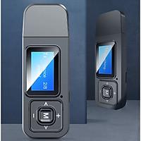Bộ Thu Phát Không Dây 3 In 1 Bluetooth 5.0 Màn Hình LCD ROGTZ BT-03 - Hàng Chính Hãng