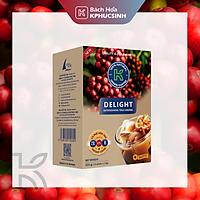 Cà Phê Hòa Tan K-Coffee Delight 3in1 (255g / Hộp)