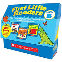 First Little Readers: Guided Reading Level B (Classroom Set)