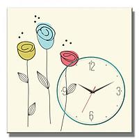 Tranh đồng hồ B2Q-1T40014