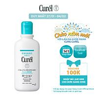 Sữa Dưỡng Toàn Thân Cấp Ẩm Chuyên Sâu Curel Intensive Moisture Care Moisture Milk (220ml)