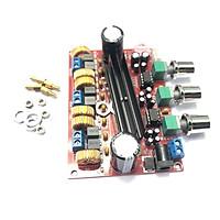 Mạch khuếch đại công suất âm thanh XH-M139 12V-24VDC TPA3116D2 2*50W+100W