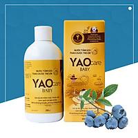 Sữa tắm cho bé chiết xuất thảo dược Yaocare baby 250ml - DK Pharma