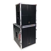 Loa kẹo kéo karaoke bluetooth Temeisheng GD1804 - Hàng nhập khẩu