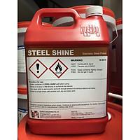 Hóa chất đánh bóng inox Steel shine (5L)
