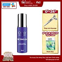 Tinh chất (serum) Tái tạo, Trẻ hoá làn da Olay Retinol 24 30ml