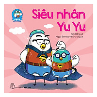 Yu Yu Và Các Bạn - Yu Yu Siêu Nhân