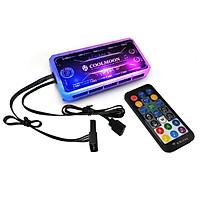 Bộ Hub + Điều Khiển Coolmoon RGB - Music Sync - Hàng nhập khẩu