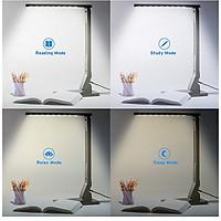 Đèn LED chống cận thông minh H468 - Đèn Đọc Sách Đa Chức Năng - Đèn Bàn LED Chống Cận