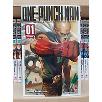 One Punch man - Tập 01
