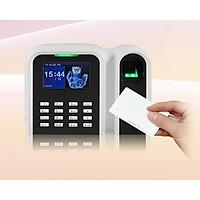 Máy chấm công vân tay và thẻ GIGATA T9 - hàng nhập khẩu