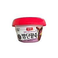 Dongwon - Cháo Đậu Đỏ Hạt Dẻ Hàn Quốc Hộp 285 gam