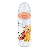 Bình Sữa Nhựa PP 300ml Disney Núm Ti Silicone S1 Nuk NU11731 (Size M) - Mẫu Ngẫu Nhiên