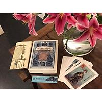 VIỆT-NAM SỬ-LƯỢC - BÌA CỨNG (TẶNG KÈM POST CARD + BẢN ĐỒ + BOOKMARK)