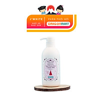 Sữa dưỡng thể Dưỡng trắng chống nắng JWhite 450ml